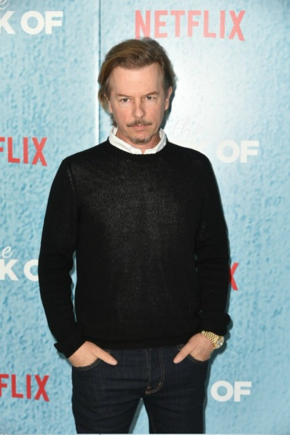 David Spade, 53, dates women who are so young they don't know Led Zeppelin